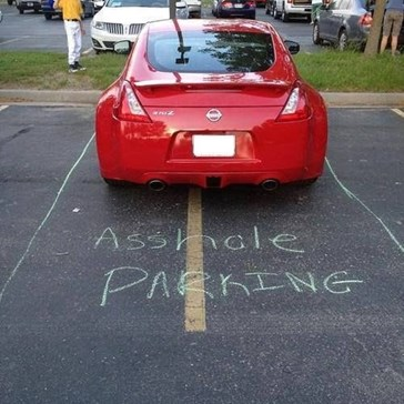 11 Moments Of Sweet Parking Lot Justice That Will Brighten Your Day