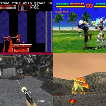 Can You Name All These Nostalgic Video Games?