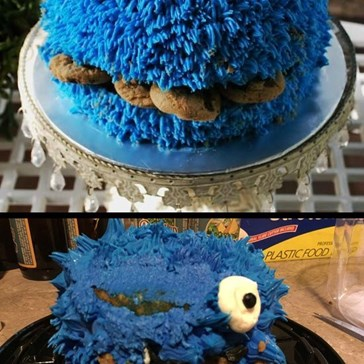 Cookie Monster Was On Some Face-Melting Drugs, Right?