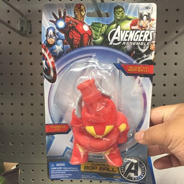 One of the Saddest Iron Man Toys I've Ever Seen