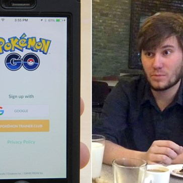 Pokémon GO Helps Girl Catch Cheating Boyfriend