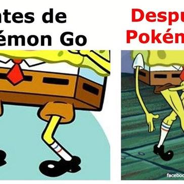 Consecuencias de jugar Pokémon Go