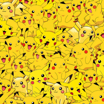 Can You Spot The Ditto Hidden Amongst The Pikachu?