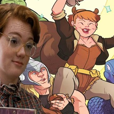 Stranger Things' Shannon Purser Is Asking People Who She's Gotta Talk to, to Play Squirrel Girl