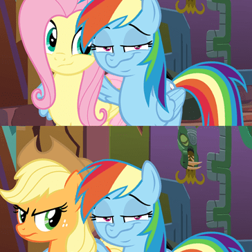 Rainbow Dash Is Gonna Steal Your Girl