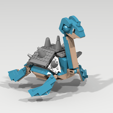 Lego My Lapras