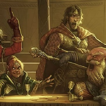 D&D Player That Isn't Messing around Chugs Bottle of Red Wine Underwater to Settle Rules Dispute