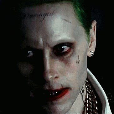 Jared Leto's Face When He Realized He Was 'Tricked Into Joining Suicide Squad'