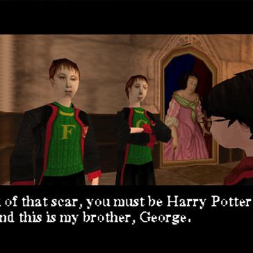 And from the Look of Your Faces, This Must Be a PS1 Game