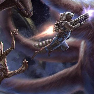 James Gunn Hints at New Monster in Latest Guardians of the Galaxy Vol. 2 Concept Art
