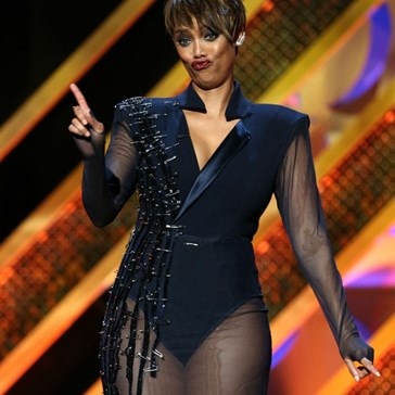 Devaluation of Academia of the Day: Stanford Makes Tyra Banks a Professor