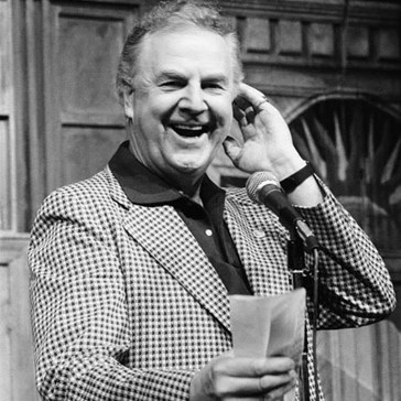 This is Don Pardo,telling you...  ....TO GO f*ck YOURSELF!