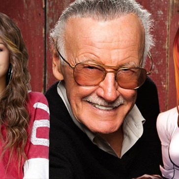 Stan Lee Backs Zendaya for New Mary Jane in His Latest Interview