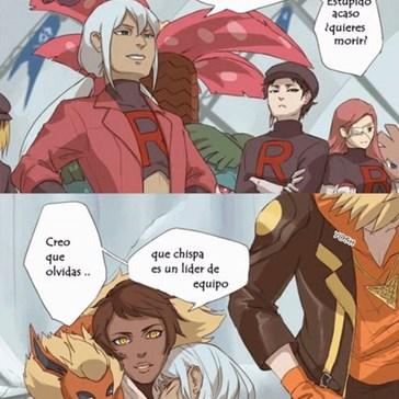 Respeto para el Team Instinct