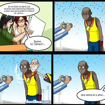 Pasadas las olimpiadas...