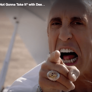Cringe of the Day: Criss Angel Teamed Up With Dee Snider To Make This Cringe-Inducing Acoustic Video Raising Awareness For a Great Cause