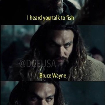 The Origins of Batman v Aquaman