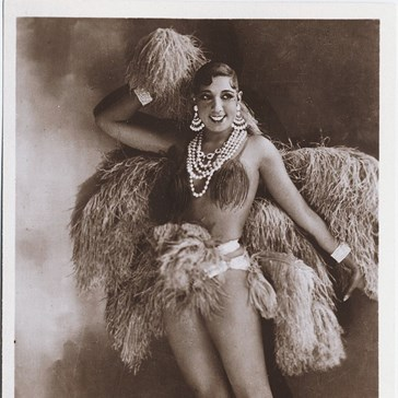 Josephine Baker Pone