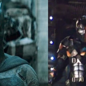 Ben Affleck Just Revealed a Video of Deathstroke on the Set of Justice League