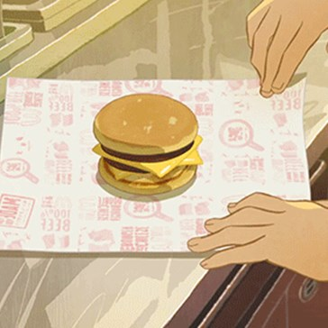 McDonald's Anime Makes Me Hungry