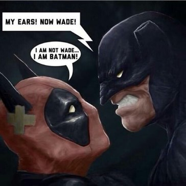 The Origins of Batman v Deadpool