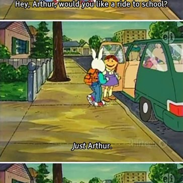 Arthur Is Ice Cold