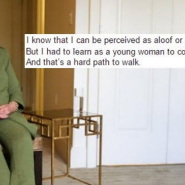Hillary Clinton Opens Up to Humans of NY About Where Her 'Cold and Calculated' Perceptions Stem From