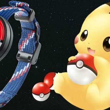Tech Gadget of the Day: Pokémon Go! Plus Wearable For Sale Sept. 16th
