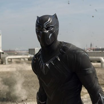 It Turns out All the Black Panther Scenes in Captain America:Civil War Were CGI
