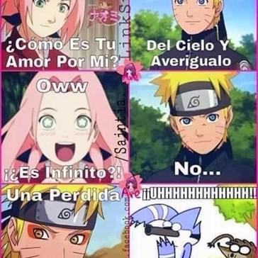 Naruto es un loquillo