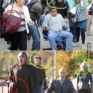 Some Seriously Epic X-Men Cosplay