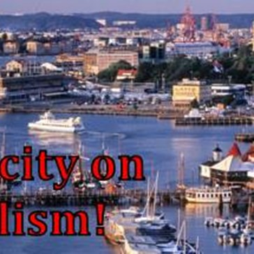 Your city on socialism!