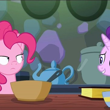 Even When Hypnotized, Pinkie Knows Bulls*** When She Hears It.