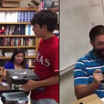 The Positive Impact of a Caring Teacher is Perfectly Captured in This Sweet Student's Gift