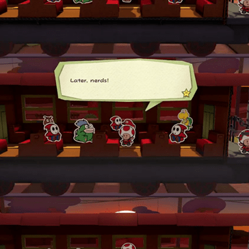 Toad's Heartfelt Sympathy