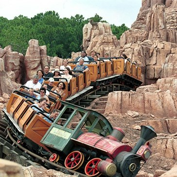 Weird Health Tip of the Day: Old fashioned Roller Coasters Can Help Patients Pass Kidney Stones