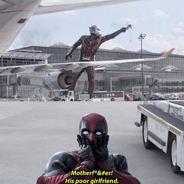 Deadpool's Commentary In Captain America: Civil War Would've Been A Welcomed Addition