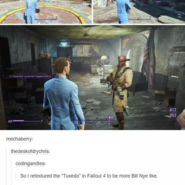 Bill Nye the Fallout Guy Deserves His Own DLC
