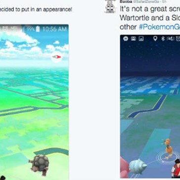 Guy Playing Pokémon GO Live-Tweets the Ridiculous Number of Rare Pokémon He Encounters in His Condo