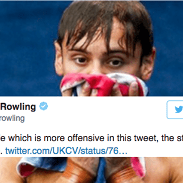 J.K. Rowling Goes Off on Homophobic Haters and Shares Theories on Stopping Internet Trolls