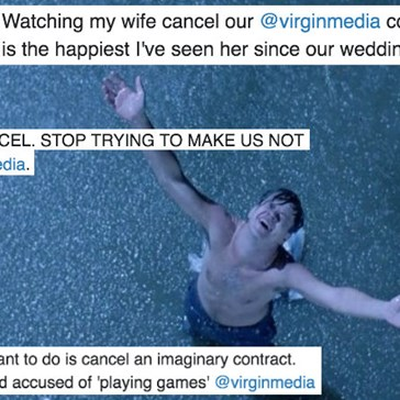 British Man Live Tweets His Horrendous 4-Hour Long Journey to Cancel His Virgin Media Account and Just Reading It Will Reaffirm Your Anxiety to Never Call and Cancel Anything Again