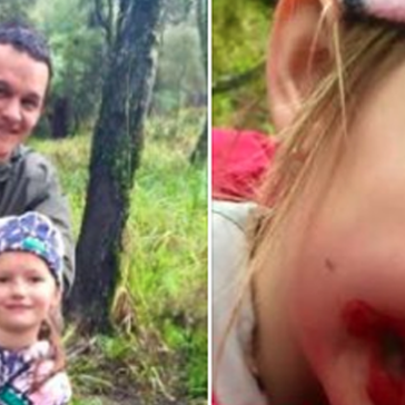 A Dad Let His Daughter Take a Bite of a Deer Heart and Now the Internet Is Losing Their Minds