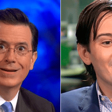 Stephen Colbert Landed the Ultimate Mic Drop Moment During Martin Shkreli Beef on Twitter