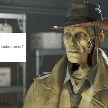 Fallout Moments Scripted With Tumblr Dialogue Makes Some Entertaining Conversation