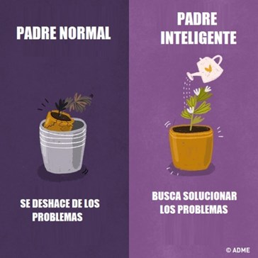 Padre normal Vs. Padre inteligente