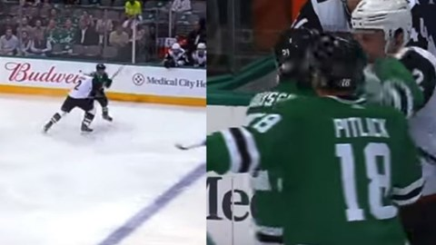Video of two hockey players engaging in ridiculous fight is being called the worst fight in NHL history.