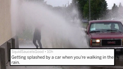 Things That Are Hilarious Unless They Happen to You