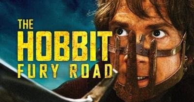 Mad Max cool trailers Fury Road mashup wtf movies The Hobbit lol amazing - 105538049