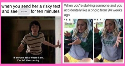 dating memes you can all relate to - thumbnail includes two memes