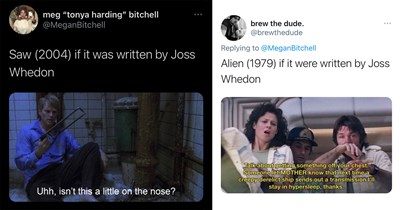 funny memes, memes, funny, lol, funny tweets, twitter memes, trending tweets, joss whedon, buffy the vampire slayer, written by joss whedon, movies, movie memes, hollywood, roasts, burn